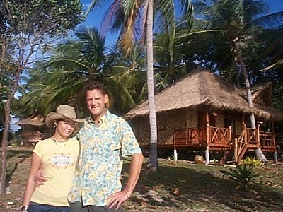 Koh Jum Lodge - Jean Michel & Jane